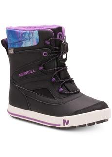 Merrell Toddler & Little Girls Snow Bank 2.0 Waterproof Boots