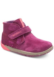 Merrell Toddler Girls Bare Steps Booties