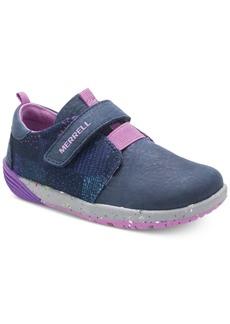 Merrell Toddler Girls Bare Steps Sneakers