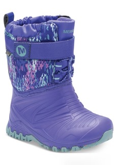 Merrell Toddler Girls Snow Quest Lite Boots