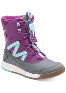 Merrell Toddler, Little & Big Girls Snow Crush Boots
