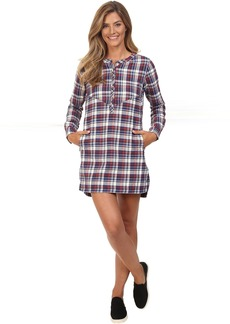 Merrell Vagabond Flannel Tunic Dress