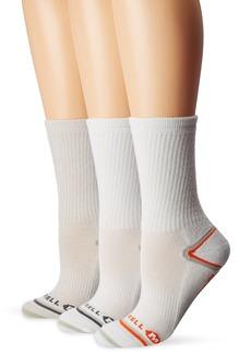 Merrell Women's 3 Pack Performance Hiker Socks