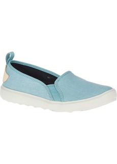 Merrell Women's Around Town Ada Moc Canvas Shoe