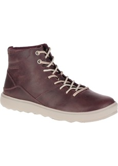 Merrell Women's Around Town MID LACE Fashion Sneaker   M US