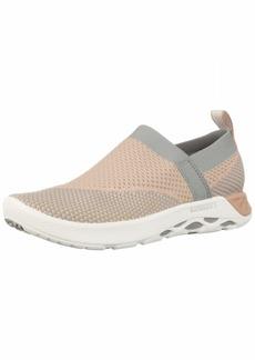 Merrell Women's Bondi Stretch AC+ Sneaker paloma/Tuscany .0 M US