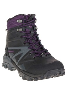 Merrell Women's Capra Glacial Ice+ Mid Waterproof Boot