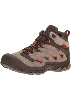 Merrell Women's Chameleon 7 Limit Mid Waterproof Hiking Boot  9.5 Medium US
