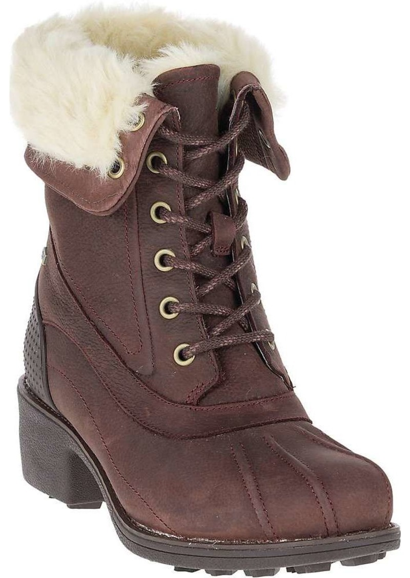 2249f8a4fd4c ... merrell merrell women s cau mid lace polar waterproof boot shoes ...