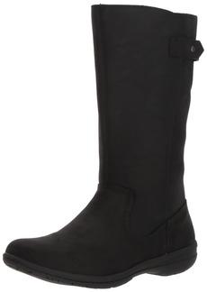 Merrell Women's Encore Kassie Tall Waterproof Fashion Boot black  M US