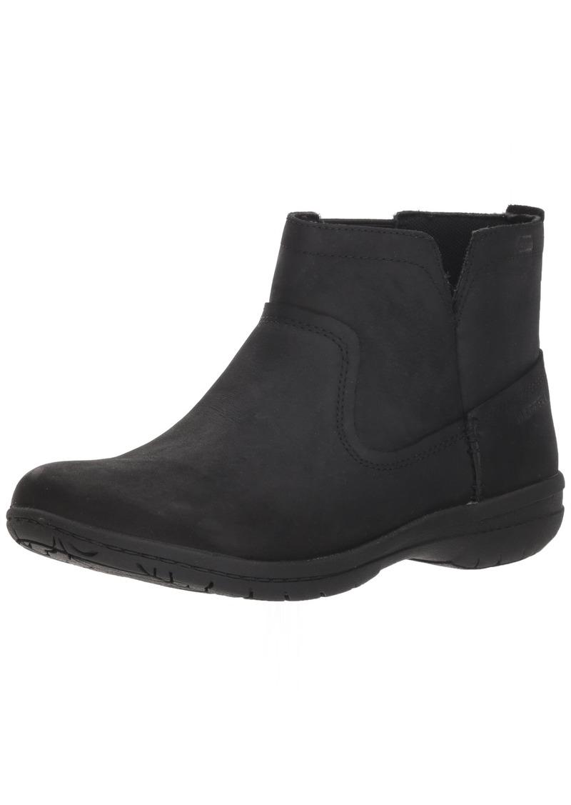 Merrell Women's Encore Kassie Waterproof Fashion Boot black  M US