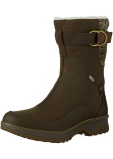 Merrell Women's Eventyr Mid North Waterproof Winter Boot   M US
