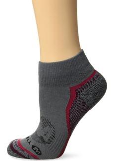 Merrell Women's Glove Quarter Sock  s/m