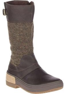 Merrell Women's Haven Tall Buckle Waterproof Boot