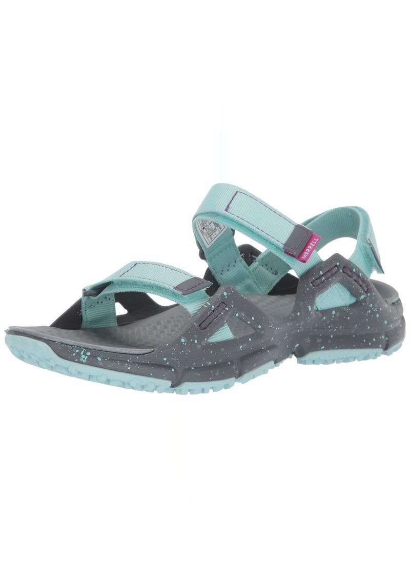 Merrell Women's HYDROTREKKER Strap Water Shoe  0.0 M US