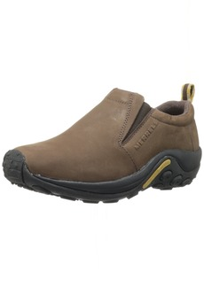 Merrell Women's Jungle Moc Nubuck Slip-On Shoe