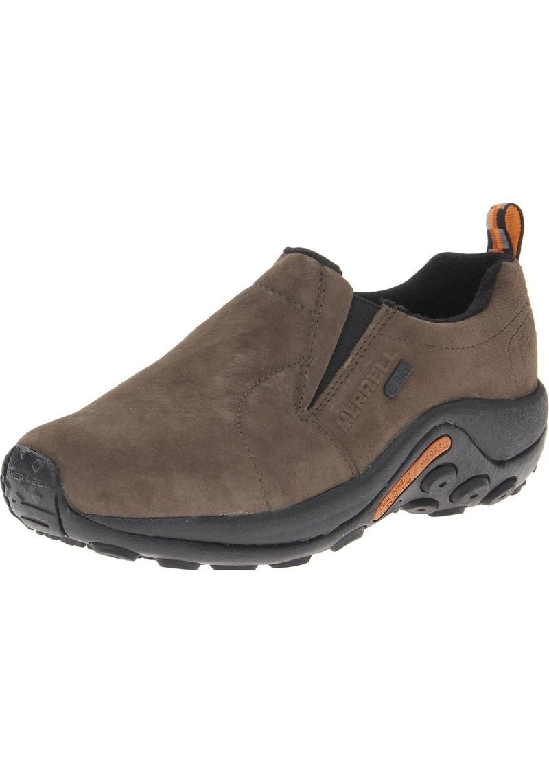Merrell Women's Jungle Moc Waterproof Slip-On Shoe M US