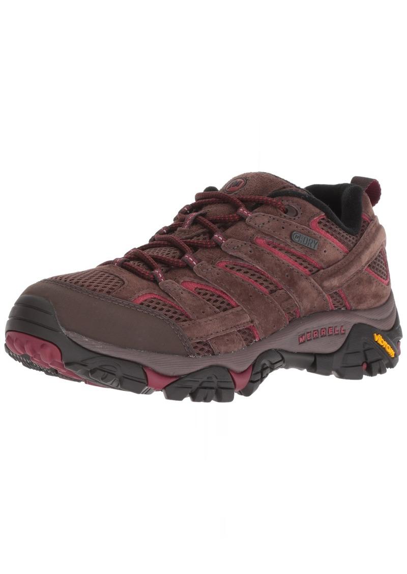 Merrell Women's Moab 2 Waterproof Sneaker   M US