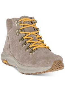 Merrell Women's Ontario Suede Mid Hiking Boots Women's Shoes
