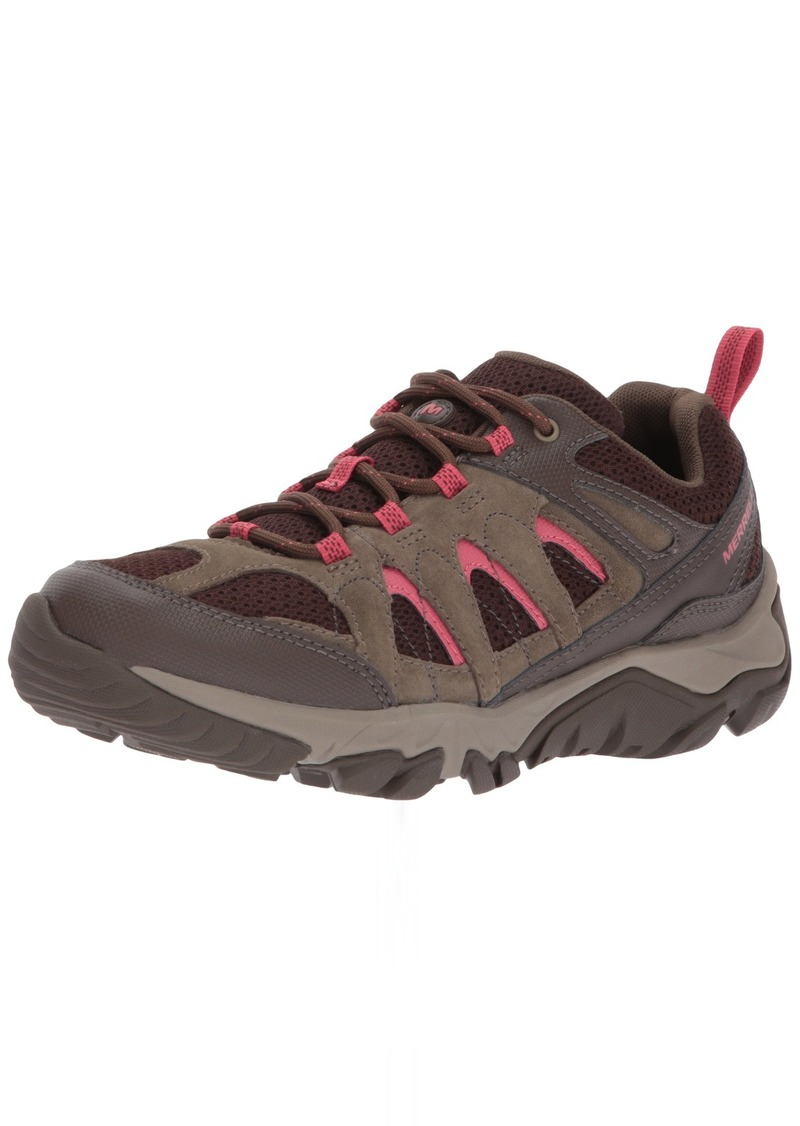 Merrell Women's Outmost Vent Hiking Boot CANTEEN 0 M US
