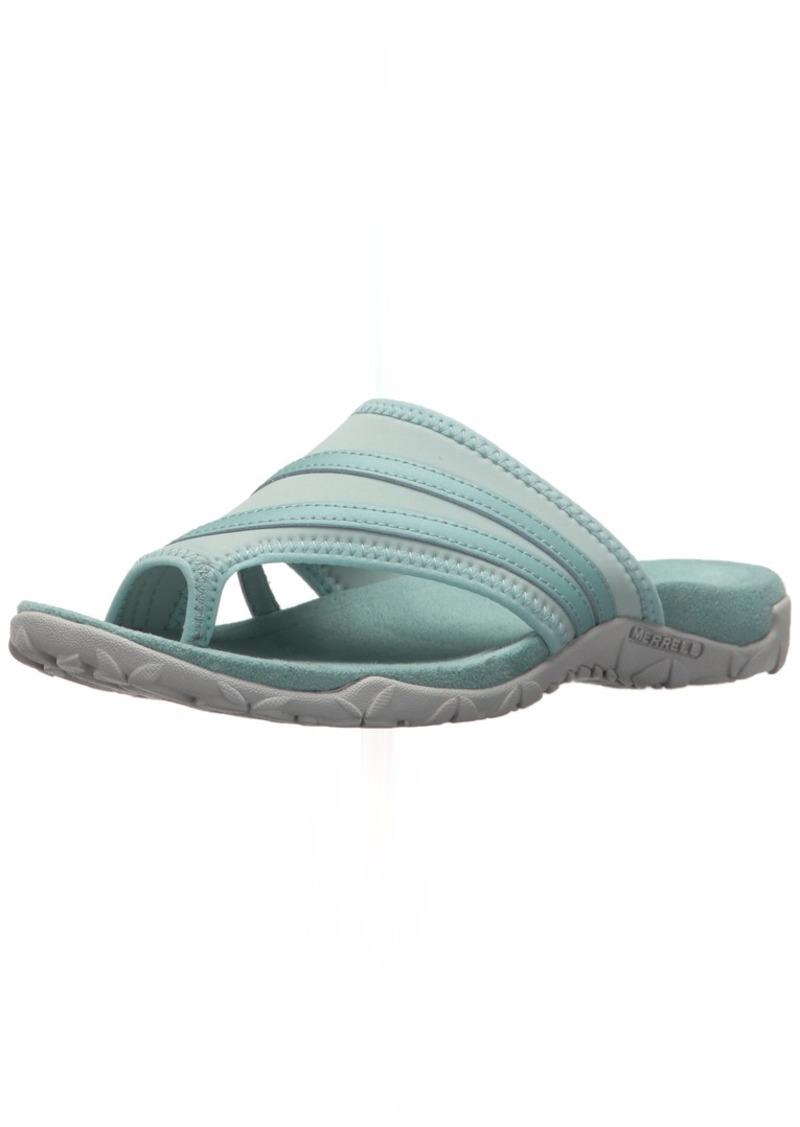 Merrell Women's Terran Ari Wrap Sport Sandal   Medium US