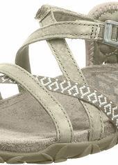 Merrell Women's Terran Lattice II Sandal TAUPE