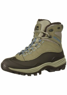 Merrell Women's Thermo CHILL MID Shell WP Snow Boot   M US