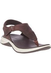 Merrell Women's Tideriser Luna T-Strap Leather Sandal