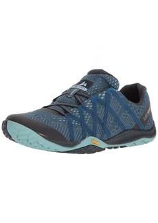 Merrell Women's Trail Glove 4 E-MESH Sneaker   M US