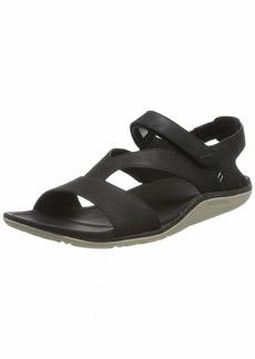 Merrell Women's Trailway Backstrap Leather Sandal   medium