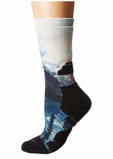 Merrell Printed Crew Sock