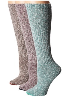 Merrell Stowe Knee High Socks 3-Pair Pack
