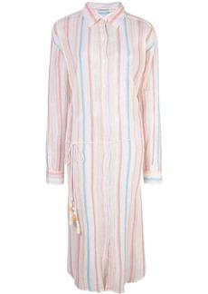 Mes Demoiselles Ricardo striped dress