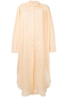 Mes Demoiselles sheer gown