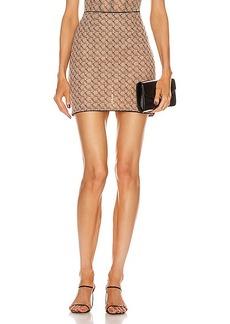 Miaou Moni Mini Skirt