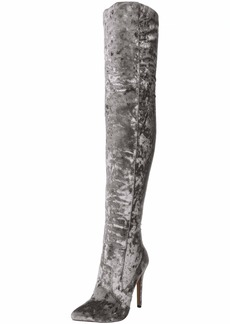 Michael Antonio Women's Alida-vel Knee High Boot   M US