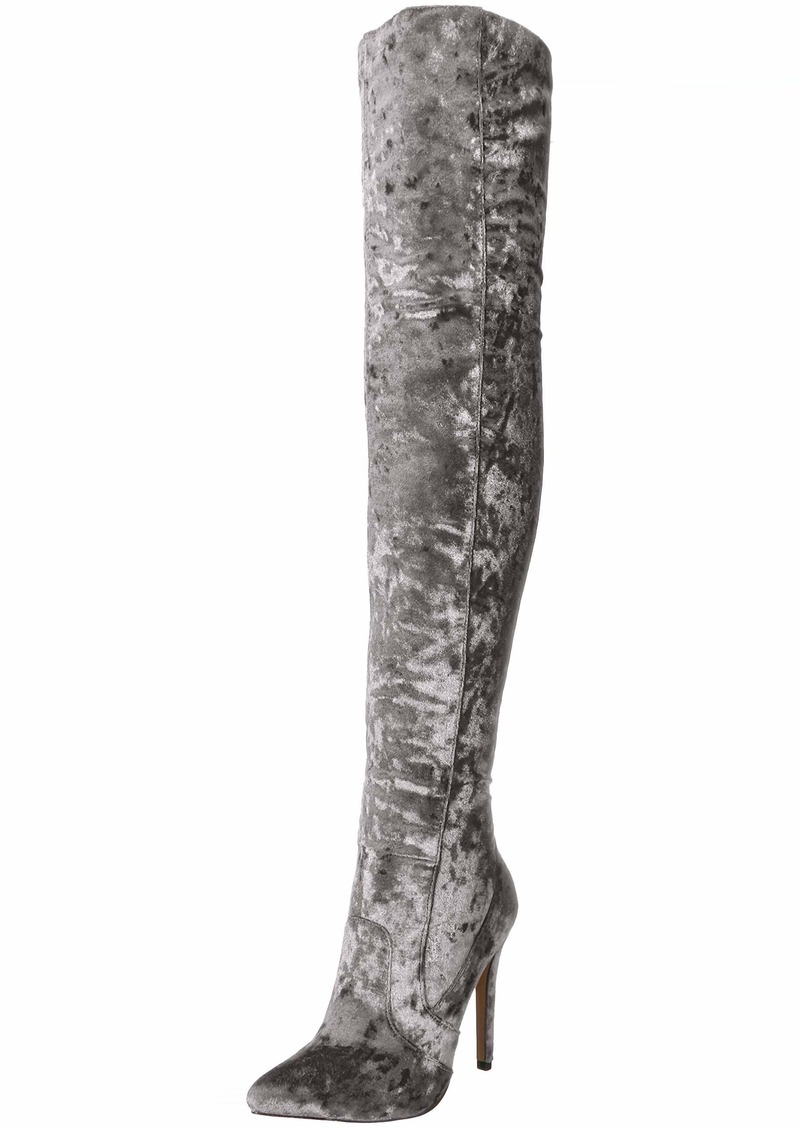 Michael Antonio Women's Alida-vel Knee High Boot   M US