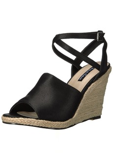 Michael Antonio Women's Allie Espadrille Wedge Sandal   M US