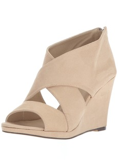 Michael Antonio Women's Anie Wedge Sandal   M US