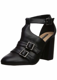 Michael Antonio Women's Avril Ankle Boot black  M US