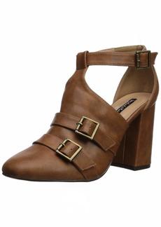 Michael Antonio Women's Avril Ankle Boot tan  M US