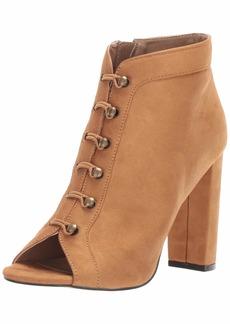 Michael Antonio Women's Carell Ankle Boot tan  M US