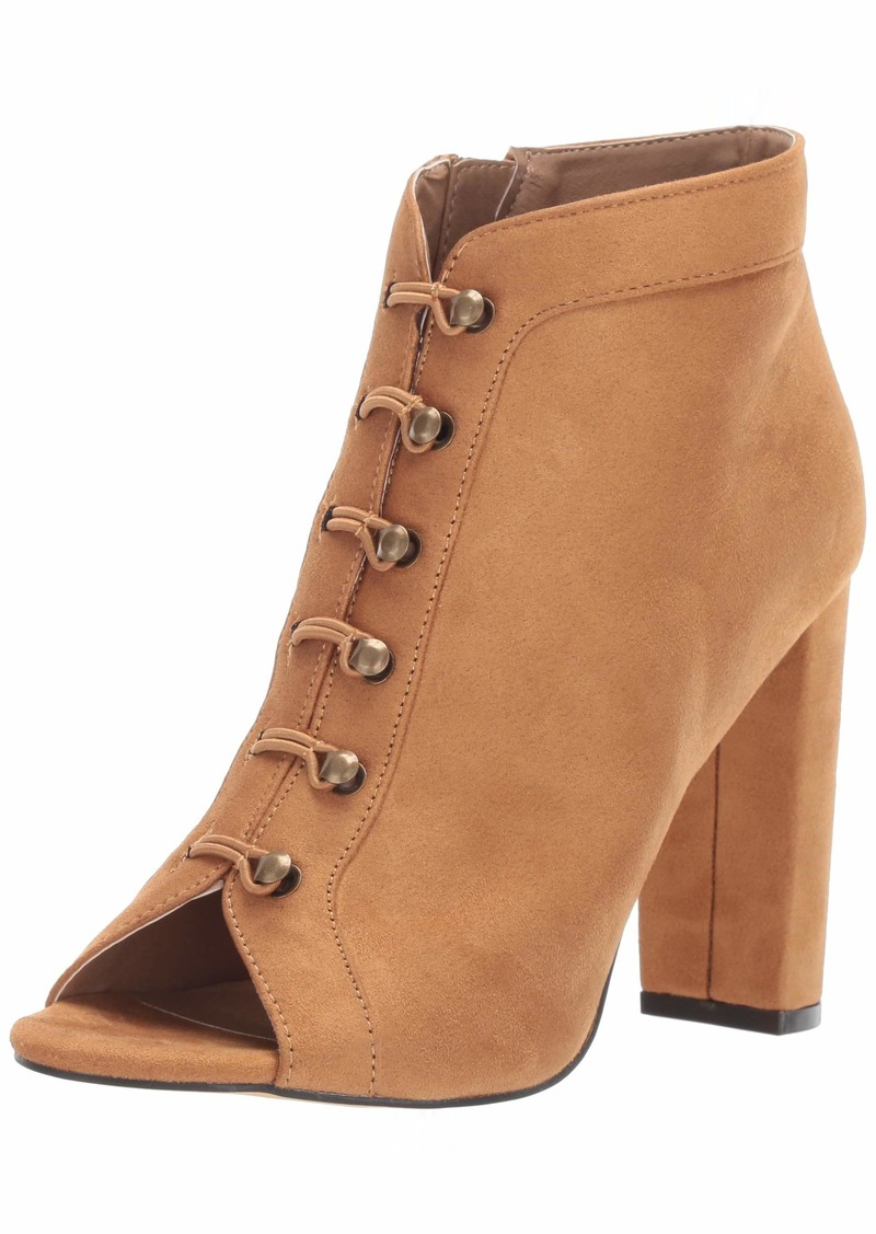 Michael Antonio Women's Carell Ankle Boot tan  M US