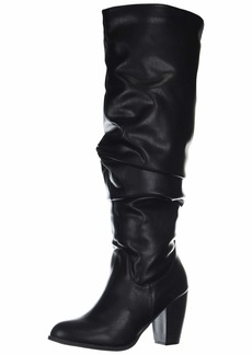 Michael Antonio Women's Elyse Knee High Boot   M US