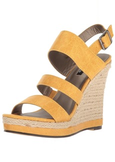Michael Antonio Women's Givs Espadrille Wedge Sandal