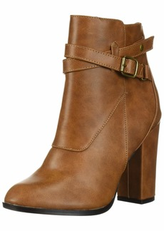 Michael Antonio Women's GSTEP Ankle Boot tan