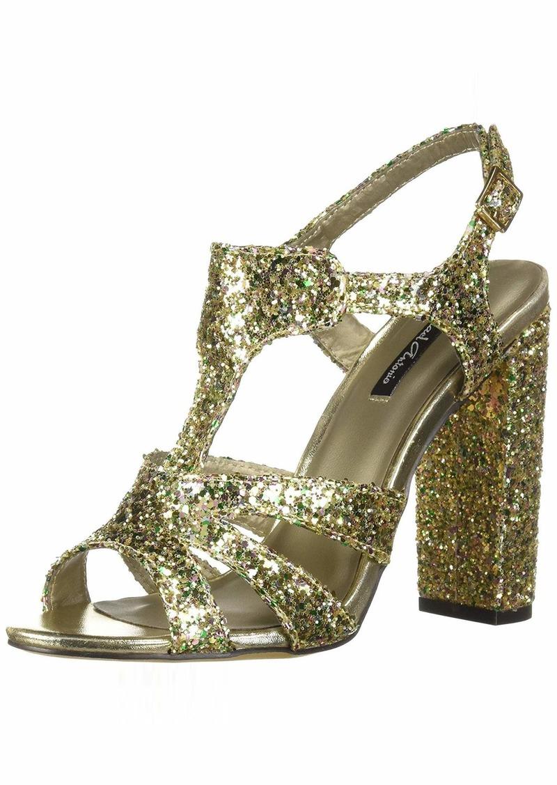 Michael Antonio Women's Helena Heeled Sandal   M US