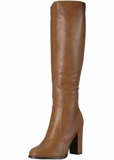 Michael Antonio Women's Izzie-pu Knee High Boot tan