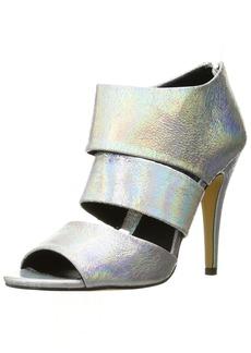 Michael Antonio Women's Jaws-Met Heeled Sandal   M US