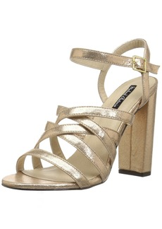 Michael Antonio Women's Jayla Heeled Sandal   M US